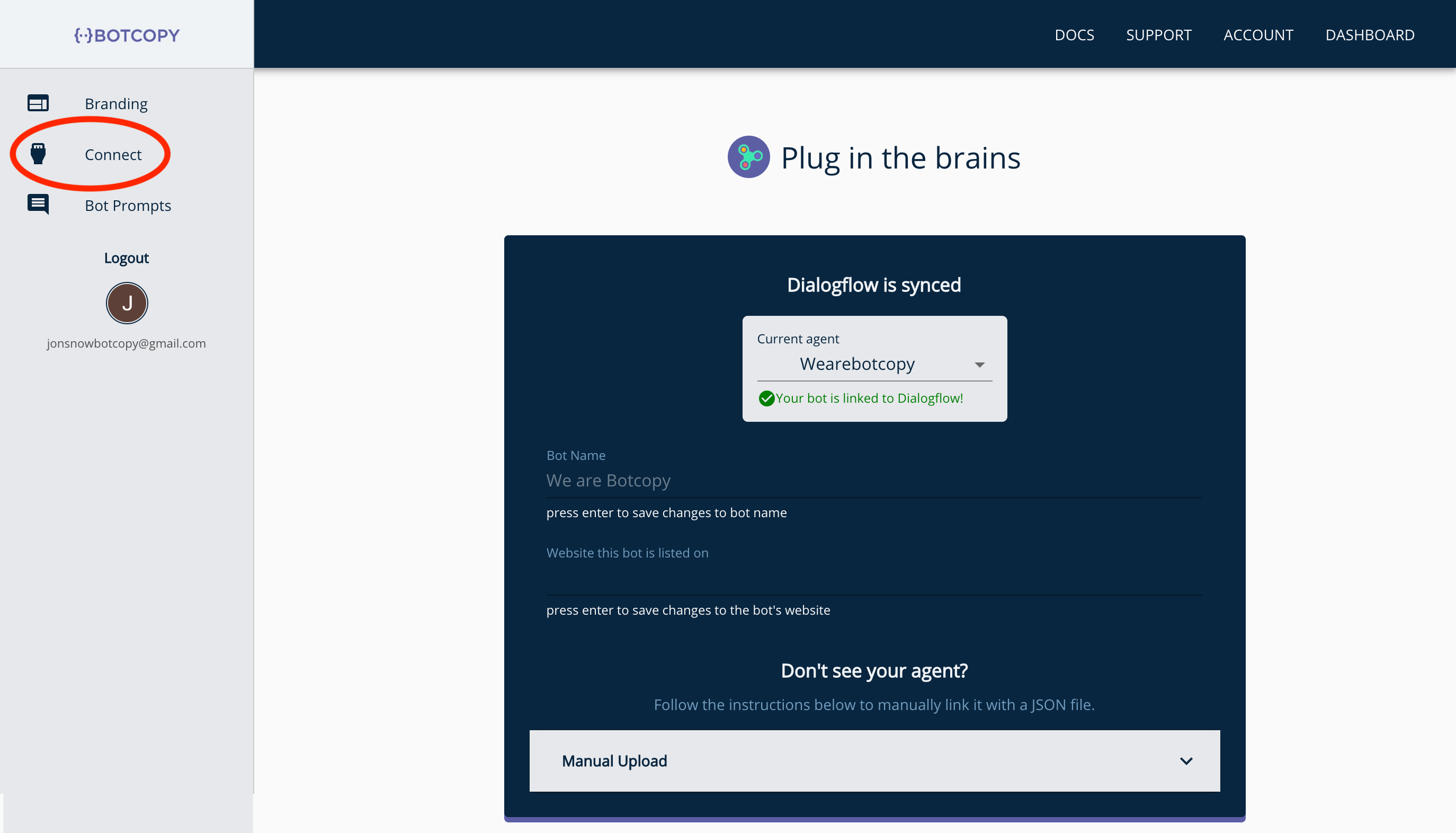 Integrate Dialogflow with your website in minutes  Rich